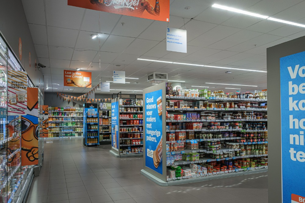 Banner winkels